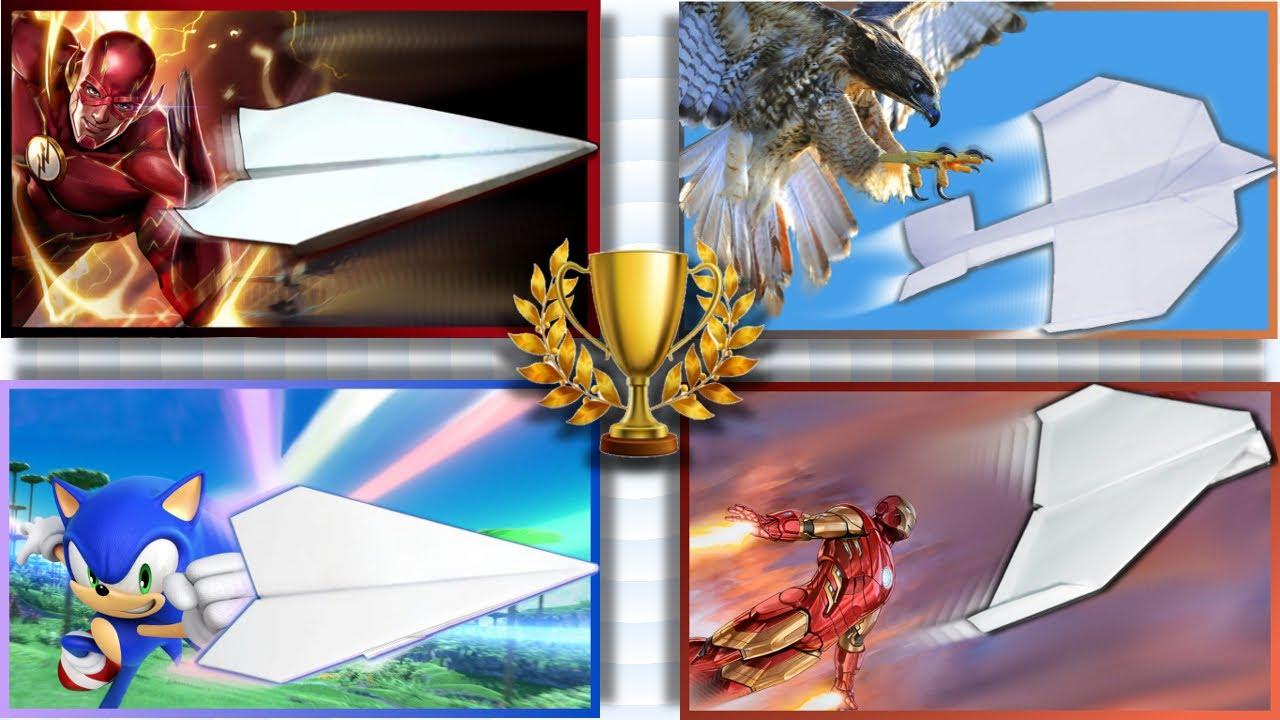 Come Fare I Migliori Aerei di Carta del Mondo. - YouTube e4c287db7572