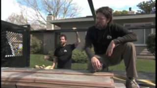 Bath Crashers Uses Black's Farmwood Reclaimed Wood