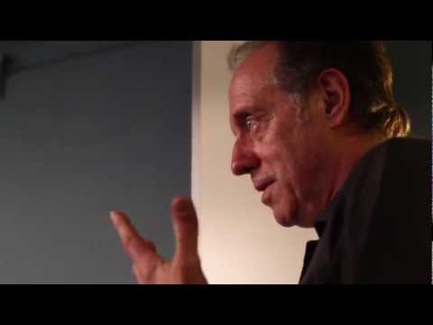 Eric Kline Teaching At Tony Barr's Film Actors Workshop