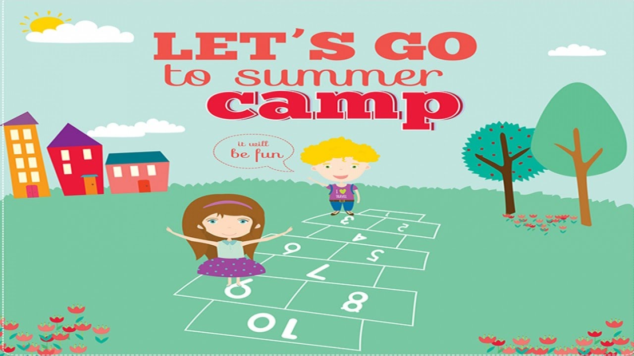 Let S Go To Summer Camp 1 Hour Of Best Nursery Rhymes For Kids Music Relax