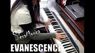 Evanescence - Eternal (trecho adaptado) (cover/piano)
