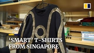 Singapore researchers invent 'smart' T-shirts that save battery life