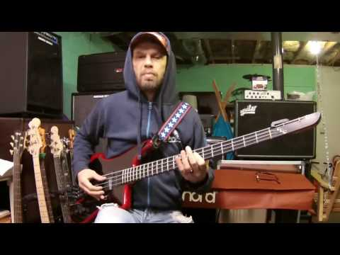 Those Shoes - The Eagles (Timothy B. Schmit) bass cover