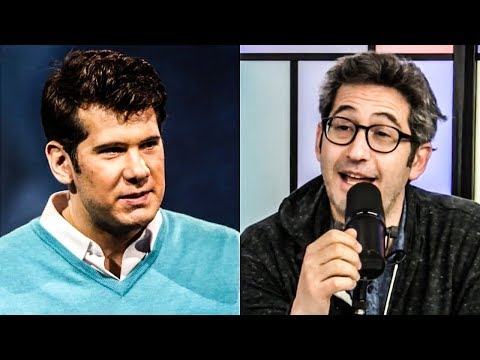 Calls For Steven Crowder To Stop Hiding From Sam Seder Reach Fever Pitch