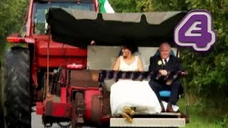 Wedding Reception In A CAR PARK?!! | Don't Tell the Bride Ireland