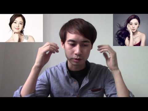 Vlog - Korea vs China, Korean girls vs Chinese girls whats the differences?