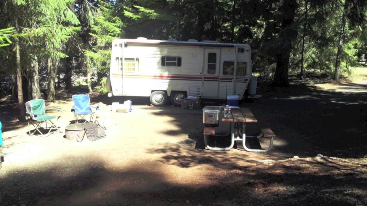 Hyatt lake campground youtube for Lake siskiyou resort cabins