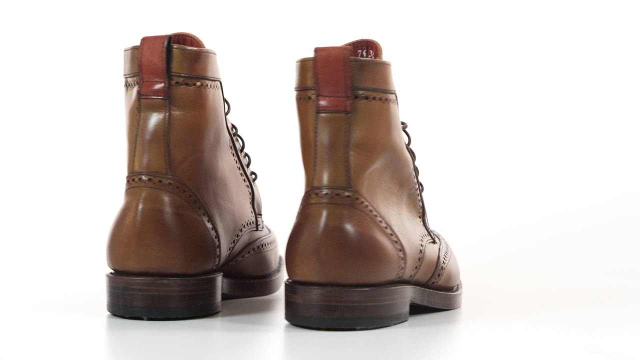a91ea8c829c7 DALTON - WINGTIP LACE-UP OXFORD MEN S DRESS BOOTS BY ALLEN EDMONDS ...