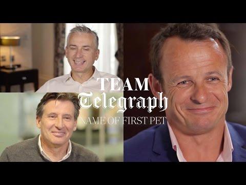Team Telegraph: Your First Pet
