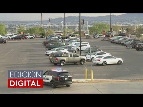 Empieza entrega de autos estacionados en Walmart de El Paso, pero deben demostrar que son los dueños