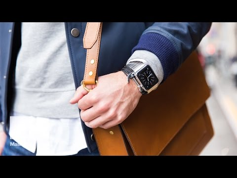 How to style your Apple watch for men | Mashable