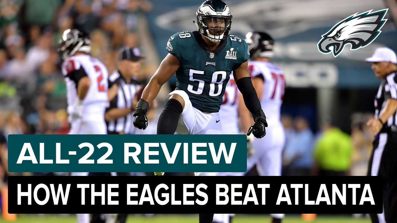 How The Eagles Beat The Falcons  c2355e77f