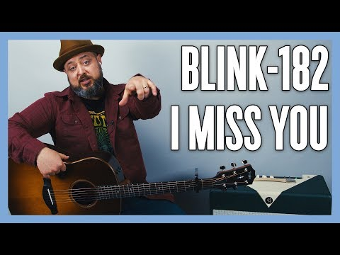 blink-182-i-miss-you-guitar-lesson-+-tutorial