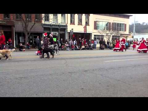 The 2012 Very Merry Christmas Parade!