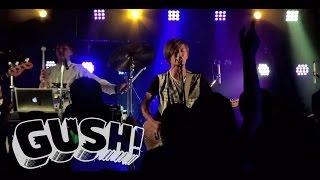 SPACE SHOWER MUSIC 【GUSH! (ガッシュ!) 】 2015.09.17 大阪 梅田 Zeelaで行われた、東名阪ツアーイベント「ZIRYOKU」でのライブの模様をお届け!