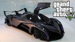 5000 HP FASTEST CAR IN GTA 5!!! LETS DRIVE DEVEL SIXTEEN MOD
