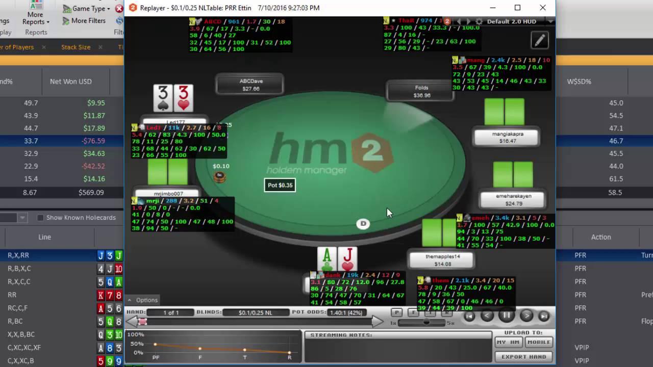 Hold'em manager poker 770