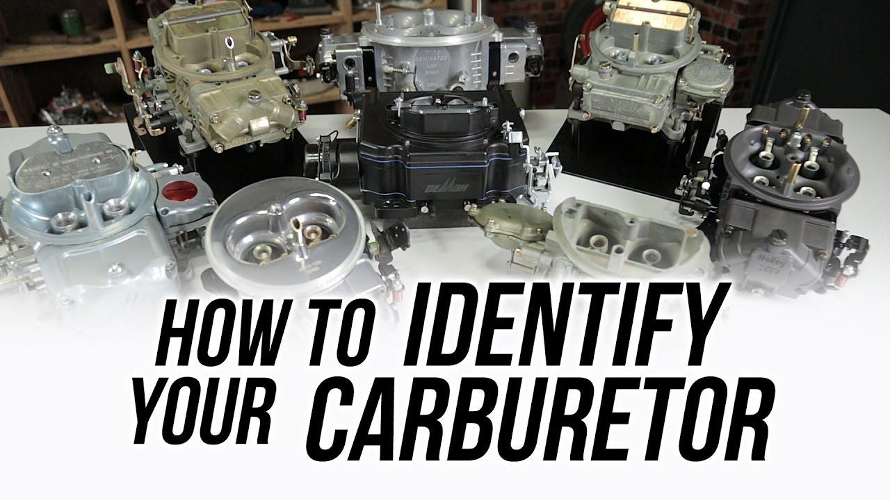 Carburetors - Holley Performance Products
