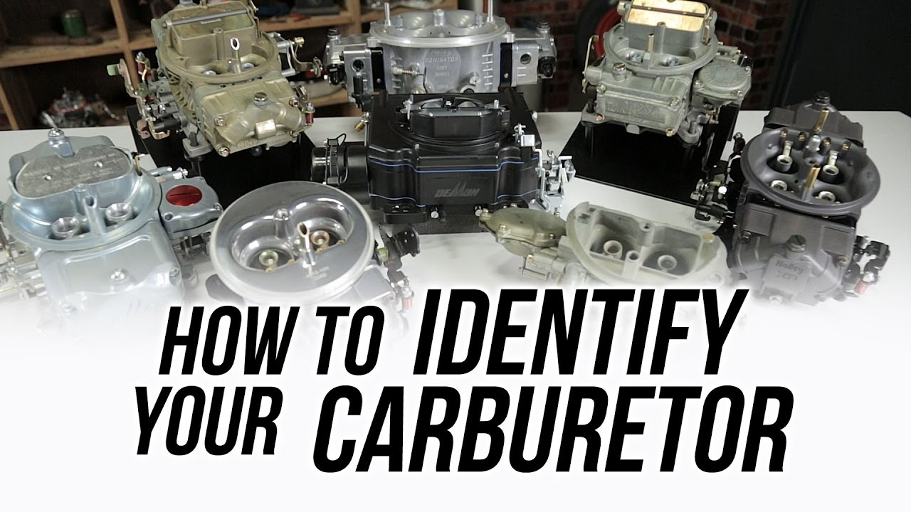how to identify your holley demon carburetor [ 1280 x 720 Pixel ]