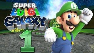 Let's Play Super Luigi Galaxy Part 1: Alles begann mit Super Mario 128