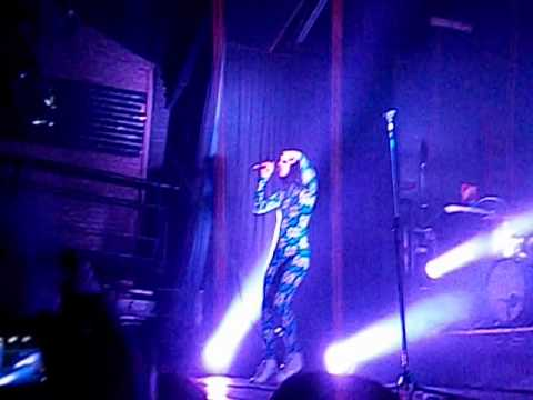 Yelle - Tristesse/Joie @ Niceto Club