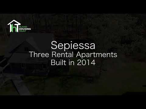 Island Housing Trust–Sepiessa Apartments, West Tisbury, MA