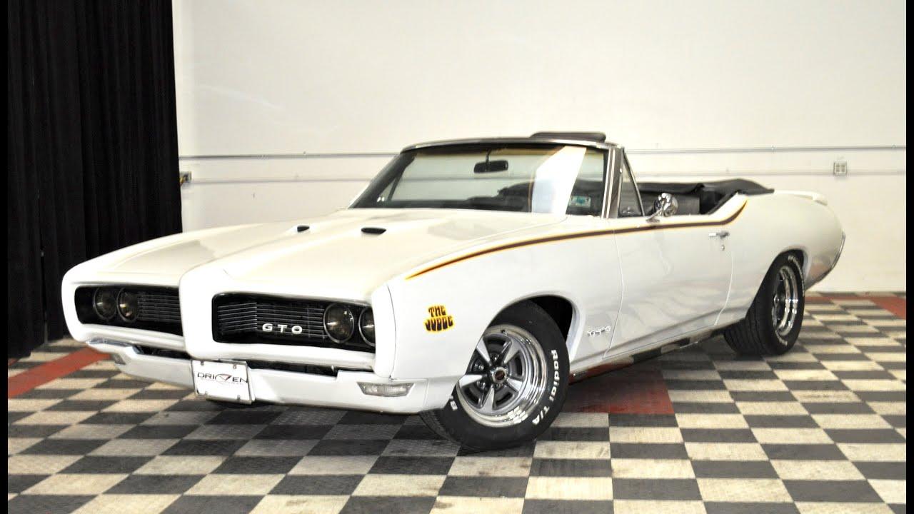 1968 GTO JUDGE tribute for sale in so cal