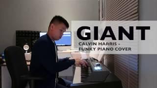GIANT - Calvin Harris & Rag'N'Bone Man [FUNKY PIANO COVER] - Reinterpretation Video
