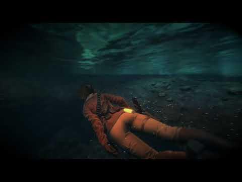 Rise of the Tomb Raider - Ruinas y agua -  NVIDIA GEFORCE GTX 1060 Gaming X+6GB y i7 7700K 4.8Ghz
