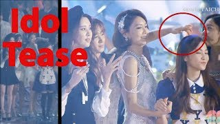"Kpop Idols ""Teasing"" Other Idols | KNET"