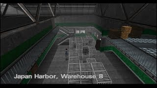 GoldenEye 007 - Warehouse 8