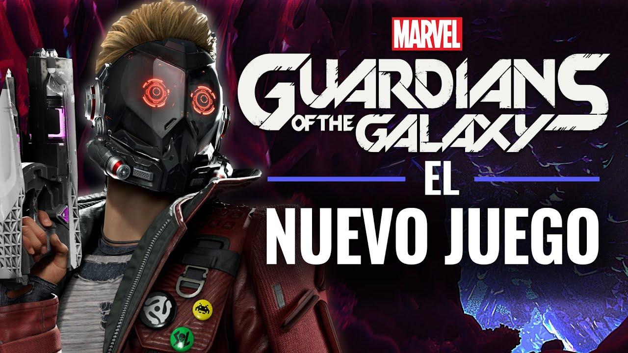 TODO SOBRE EL NUEVO JUEGO DE GUARDIANES DE LA GALAXIA
