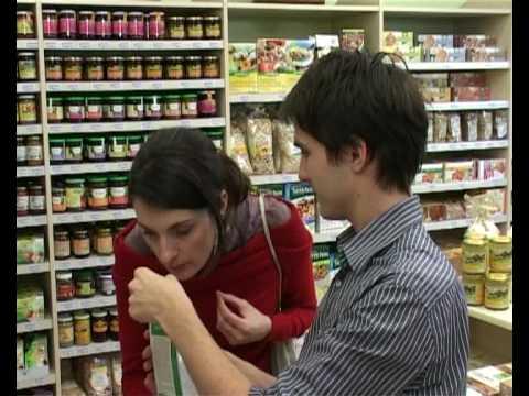 Le bon vendeur en produits biologiques par le CIFCA