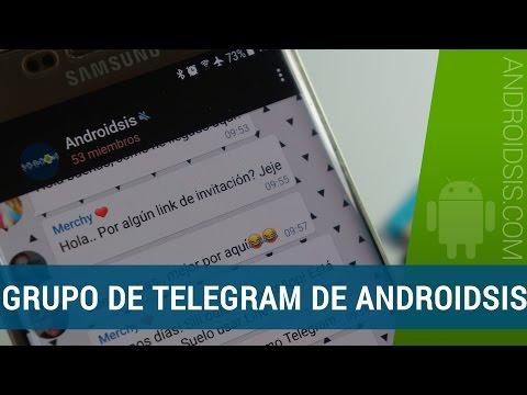 ¡¡Dejamos WhatsApp Androidsis y nos pasamos a Telegram Androidsis!!. ¿Te vienes?