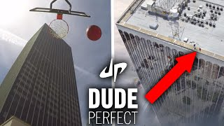 dude perfect water bottle flip
