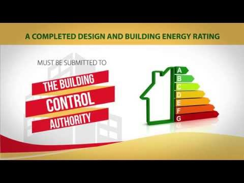 How to comply with Ireland's Part L of Building Regulations