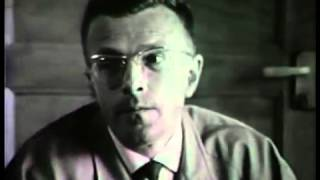 Gilbert Simondon — Interview on mechanology (1968). Part 2/3 | English subtitles | На русском