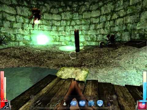 Dark Messiah of Might and Magic Walktrough Play with Skill [Part 10] HD