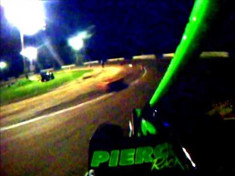 Starlite Speedway, 600 Wingless Micro Sprint Feature, 6/27/14