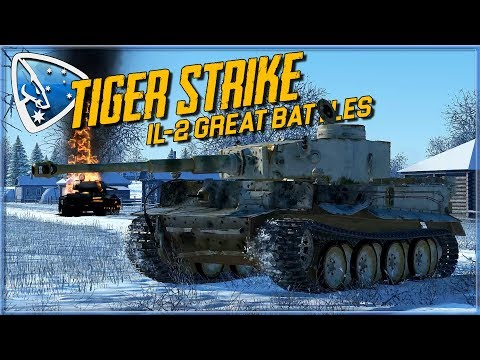 IL-2 Tank Crew: Tiger Strike | Tank Crew Gameplay