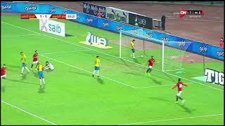 ريمونتادا عالمية من منتخب مصر الأولمبي على حساب منتخب البرازيل الأولمبي بالبطولة الدولية الودية 2-1