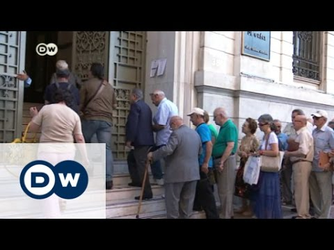 Greece agrees to reform banking sector | DW Business