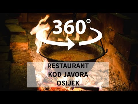 Restaurant Javor — Osijek | 360º VR | Pointers Travel