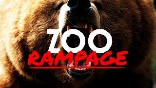 Zoo Rampage | Dare To Zlatan