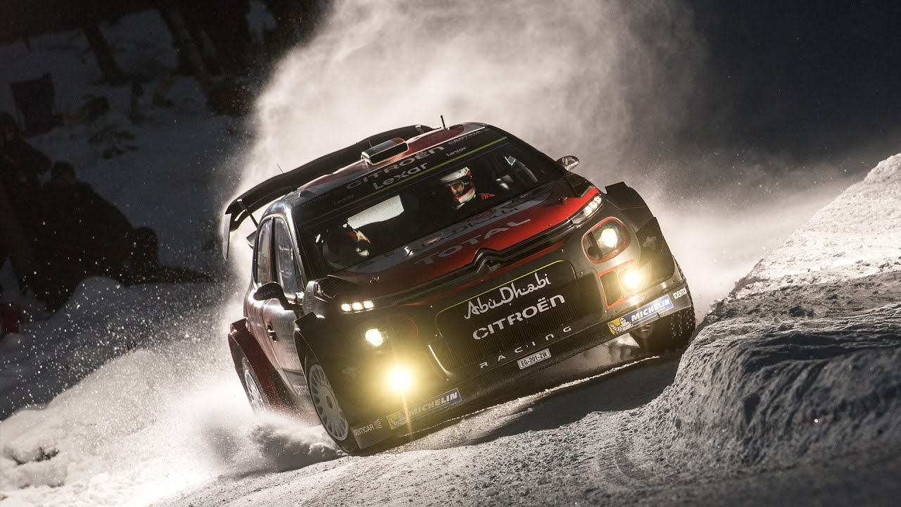 High Speed Rally Action from Sweden: Finals Recap | WRC Rally Sweden 2017 - High Speed Rally Action from Sweden: Finals Recap | WRC Rally Sweden 2017