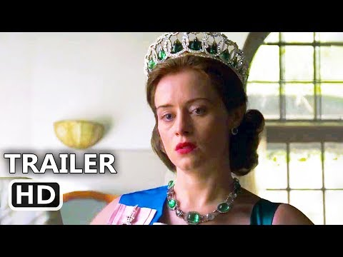 THE CROWN Season 2 Trailer (2017) Netflix, TV Show HD