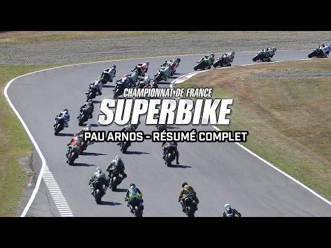 FSBK - Pau Arnos - Reportage complet