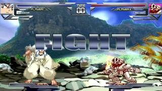Mugen EX Fighters: Final Fight vs Double Dragons
