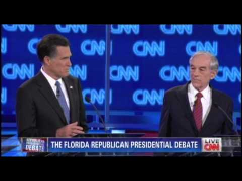 Mitt Romney's Greatest Hits - Top Confrontational Debate Moments (2012 Election - Primary & General)