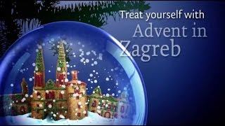 Advent u Zagrebu 2016 ! Advent in Zagreb! Zagreb is defending title for best Christmas Market 2017.!